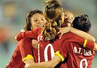 Đội tuyển nữ Việt Nam tranh nhất bảng với Thái Lan