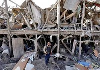 Vụ tấn công khủng bố của Taliban tại thủ đô Kabul