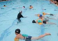Gò Vấp: Học sinh lớp 3 được học bơi miễn phí