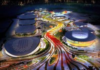 Olympic Rio 2016 chuẩn bị lễ khai mạc