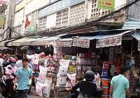 Cuối 2017, dời chợ Kim Biên vào trung tâm hóa chất