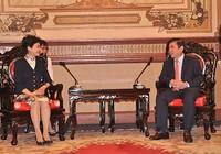 Hong Kong mong muốn hợp tác với TP.HCM