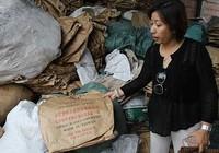 Chất thải ở Đà Nẵng có chữ Formosa