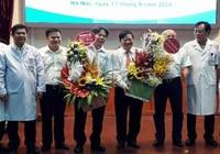 Bộ Y tế bổ nhiệm lãnh đạo BV Việt Đức