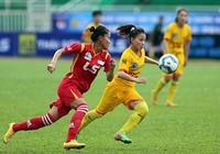 Giải bóng đá nữ VĐQG - Cúp Thái Sơn Bắc: ĐKVĐ TP.HCM bại trận