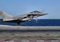 Máy bay Pháp đánh thẳng vào trung tâm chỉ huy IS
