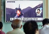 Tên lửa Triều Tiên bắn thử thành công