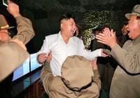 Triều Tiên khoe vụ thử tên lửa thành công
