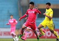 Đấu sớm vòng 23 V-League: Nhà bầu Hiển phất cờ