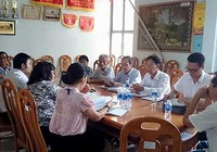 Tòa và ông Huỳnh Văn Nén thương lượng bồi thường bất thành