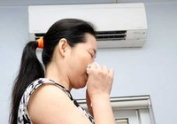 Ngăn ngừa bệnh tật từ máy lạnh