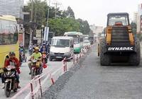 Gút chuyện chống ngập đường Kinh Dương Vương