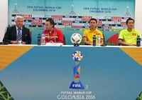 Mục tiêu của Futsal Việt Nam tại vòng chung kết World Cup