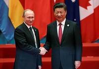 Trung Quốc-Nga lập liên minh quân sự