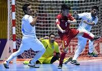 'Cậu út' Futsal ngồi mâm trên