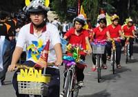 Đi xe đạp vì môi trường văn hóa giao thông