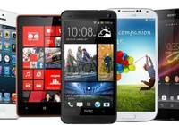 Điện thoại mang về cho Việt Nam 22 tỉ USD