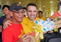 Futsal Việt Nam trở về trong vòng tay người hâm mộ