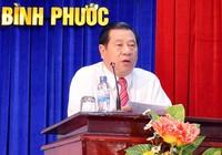 Cựu bí thư Bình Phước: 'Tôi không ưu ái con mình'