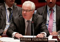 Nga cãi nhau với Mỹ, Anh, Pháp trong Hội đồng Bảo an LH