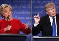 Điểm chính cuộc tranh luận giữa bà Clinton và ông Trump