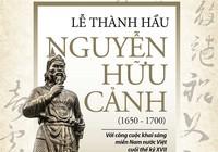 Ra mắt sách về Lễ Thành hầu Nguyễn Hữu Cảnh