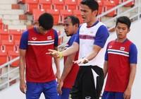 Thái Lan và mục tiêu 4 điểm đi sân khách