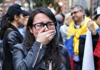 Ngày buồn cho dân tộc Colombia!