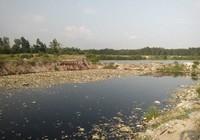 Nước rỉ rác đe dọa môi trường Đồng Nai