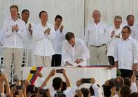 Tổng thống Santos đoạt giải Nobel Hòa bình