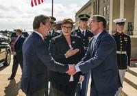 Mỹ sẽ triển khai 2.500 quân ở Úc