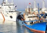 Cảnh sát biển Hàn Quốc được dùng vũ khí chặn tàu cá TQ