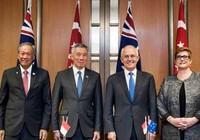Singapore hợp tác quốc phòng với Úc