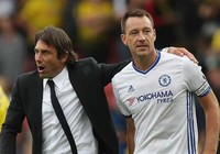 Chelsea-Leicester City: Terry trở lại, bao giờ Conte đi
