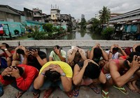 Ông Duterte không nhượng bộ Trung Quốc