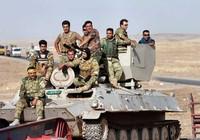 Các lực lượng nào tham gia chiến dịch tái chiếm Mosul?