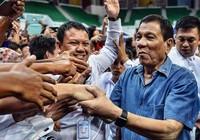 Ông Duterte thay đổi quan điểm về biển Đông