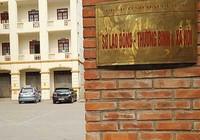 Sở LĐ-TB&XH 44 sếp, 2 nhân viên