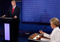 'So găng' lần 3 với bà Clinton: Thảm họa của ông Trump