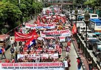 Mỹ khó xử với tuyên bố 'chia tay' của Duterte
