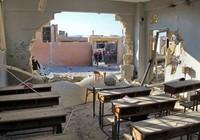 Nga tuyên bố không ném bom vào trường học ở Syria
