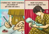 Kỳ 15: Vợ nhức đầu vì chồng trước cãi với chồng sau