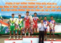 Lê Nguyệt Minh - Hồ Vũ bất ngờ đoạt HCV đôi nước rút