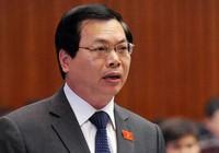 Ông Vũ Huy Hoàng: Về hưu vẫn bị cách chức