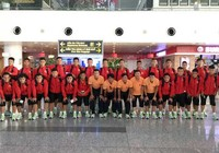 U-22 Việt Nam tập trận cho SEA Games 2017