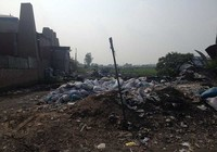 'Con ma' ô nhiễm ở 2 làng Lũng Vị và Mẫn Xá