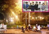 Băng nhóm án ngữ ở Công viên Long Bình