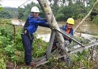 EVN đã khôi phục cấp điện toàn bộ tỉnh bị mưa lũ