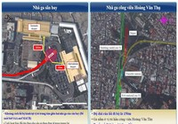Sẽ xây metro vào tận sân bay Tân Sơn Nhất