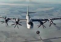 Máy bay từ Nga bay 11.000 km bắn tên lửa xuống Syria